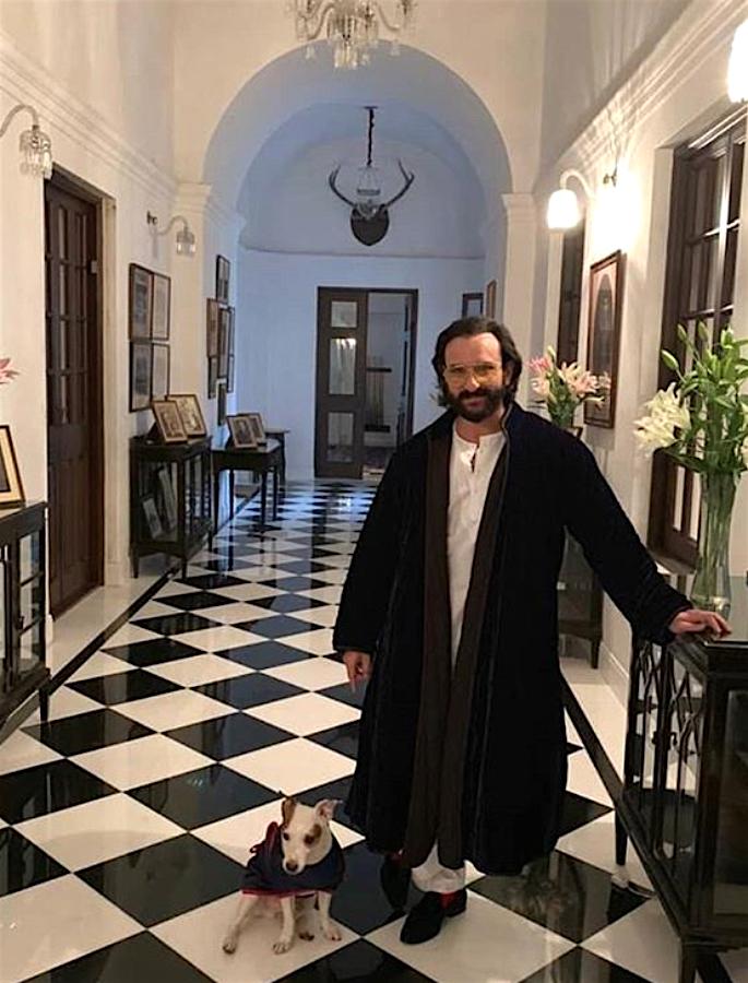 Inside Saif Ali Khan's Rs 800 crore Pataudi Palace - saif2