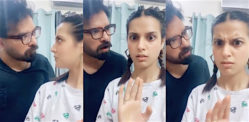 Iqra Aziz imitates PM Imran Khan in hilarious TikTok Video