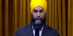 Jagmeet Singh removed from Parliament for 'racist' Remark