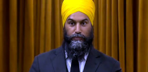 Jagmeet Singh removed from Parliament for 'racist' Remark f