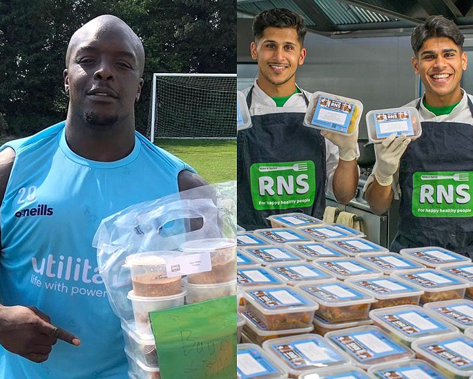 Jhai Dhillon: From Football to Healthy Meal Prep Business - IA 4