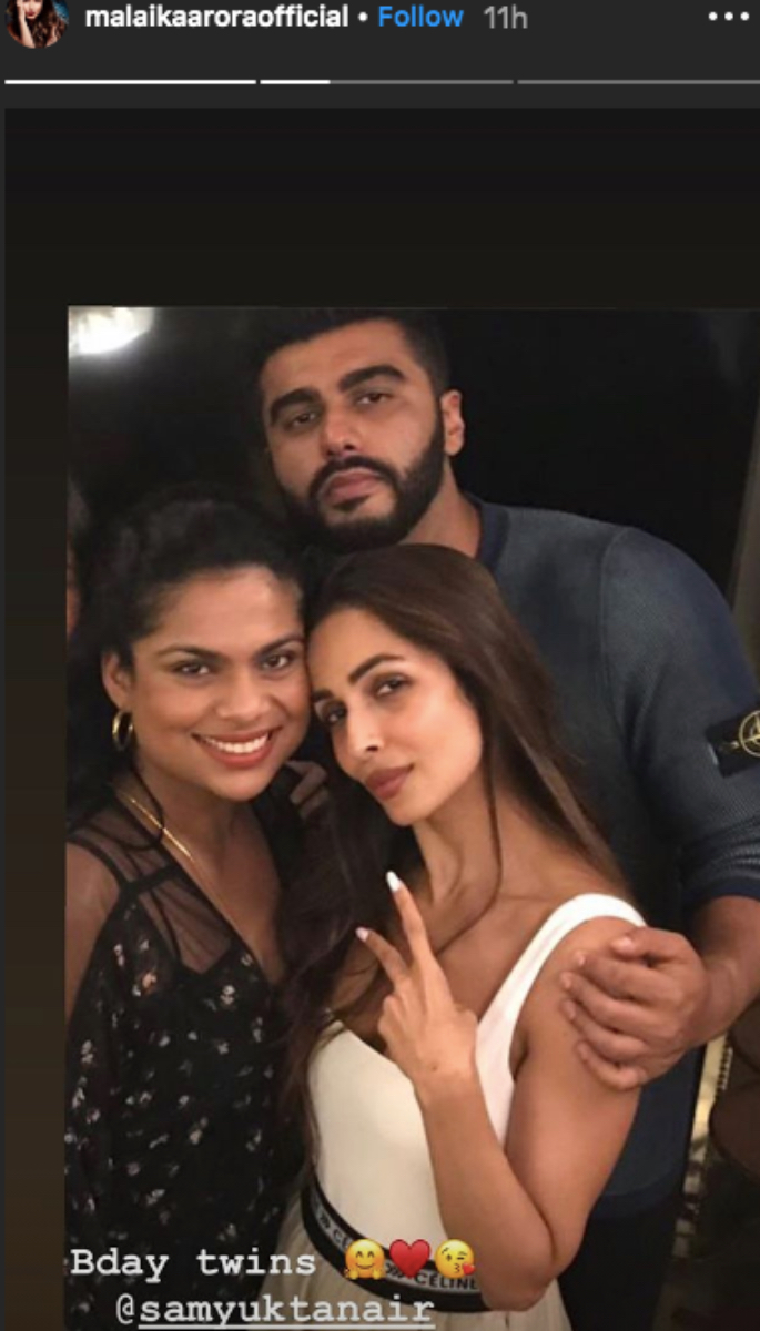 Malaika Arora wishes her 'Sunshine' Arjun Kapoor on Birthday - malaika