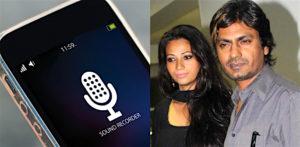 Nawazuddin Siddiqui's wife Aaliya leaks phone conversation f