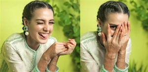 Pakistani actress Iqra Aziz reveals her first Crush - f