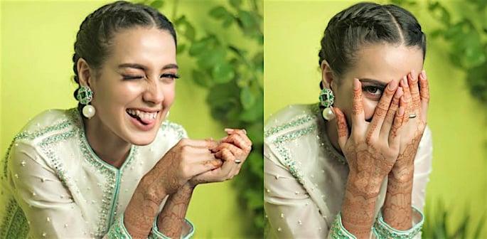 Pakistani actress Iqra Aziz reveals Her first Crush | DESIblitz