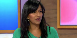 Racist Reactions to Ranvir Singh 'Loose Women' Debut f