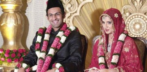 Shoaib Malik opens up on Marriage to Sania Mirza f
