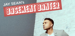 Singer Jay Sean launches 'Basement Banter' Podcast