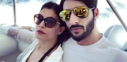 Sushmita Sen reveals BF Rohman Shawl initially Hid his Age