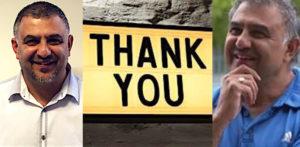 The One Show thanks Bradford charity worker Akbar Khan f