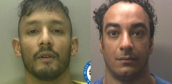 Two Men jailed for Drugs Production Line at House