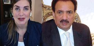 US Blogger accuses Pakistani Minister Rehman Malik of Rape f