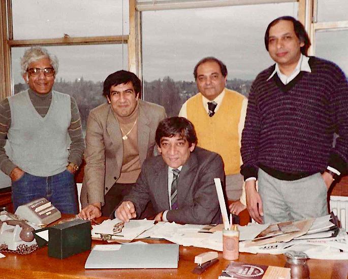 वसीम महमूद: महान ब्रिटिश एशियाई टीवी का पायनियर - आईए 1