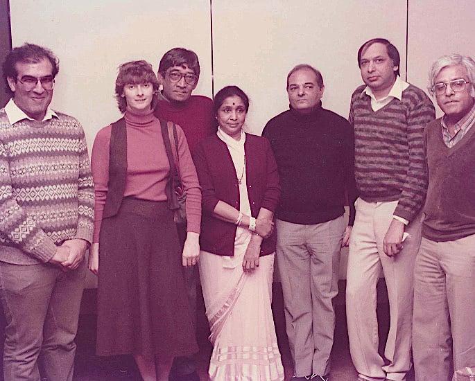 वसीम महमूद: महान ब्रिटिश एशियाई टीवी का पायनियर - आईए 5