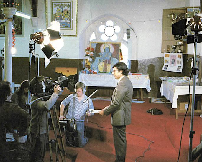 वसीम महमूद: महान ब्रिटिश एशियाई टीवी का पायनियर - आईए 6