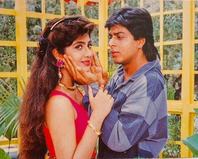 Which Bollywood Actresses Debuted Opposite Shah Rukh Khan - IA 1