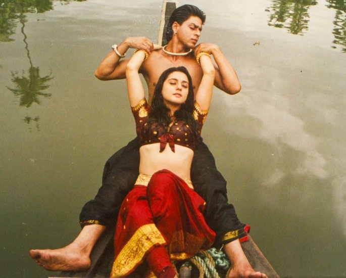 Which Bollywood Actresses Debuted Opposite Shah Rukh Khan - IA 4