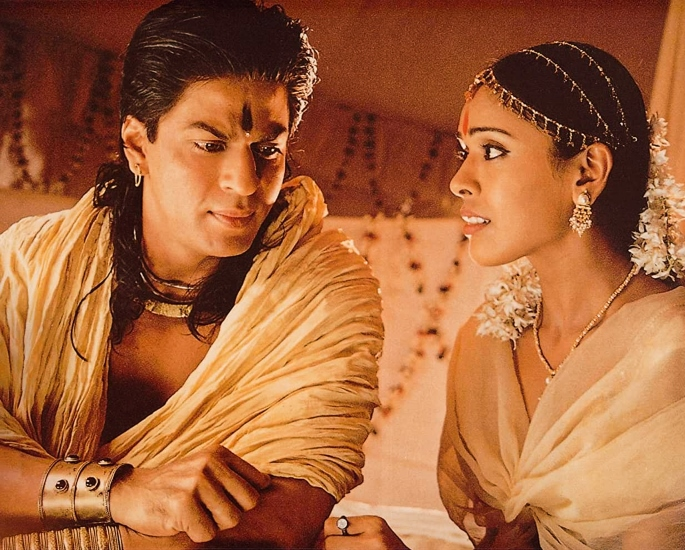 Which Bollywood Actresses Debuted Opposite Shah Rukh Khan - IA 5