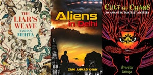 10 Best Indian Fantasy Fiction and Sci-fi Books to Read f