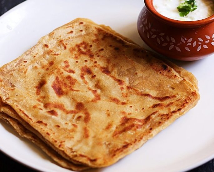 10 Ways To Make Parathas Healthier - paratha