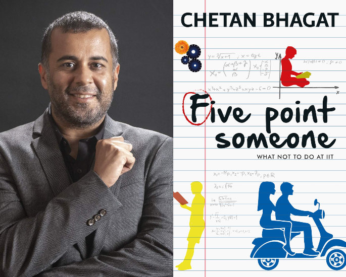 5 Top Indian Comic Authors & their Novels - bhagat