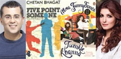 5 Top Indian Comic Authors & their Novels
