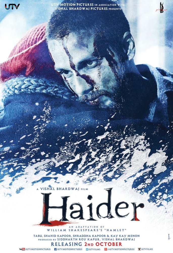 7 Bollywood Movies inspired by William Shakespeare's Plays - haider