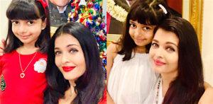 Aishwarya Rai & Daughter Aaradhya taken to Hospital f