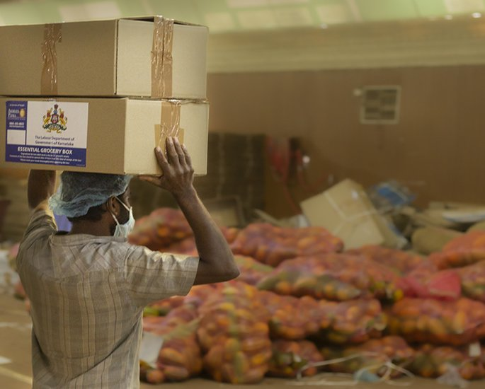 Akshaya Patra Foundation CEOs talk Food Relief to Vulnerable - champion