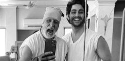 अमिताभ बच्चन के पोते अगस्त्य ने किया एक्टिंग डेब्यू?