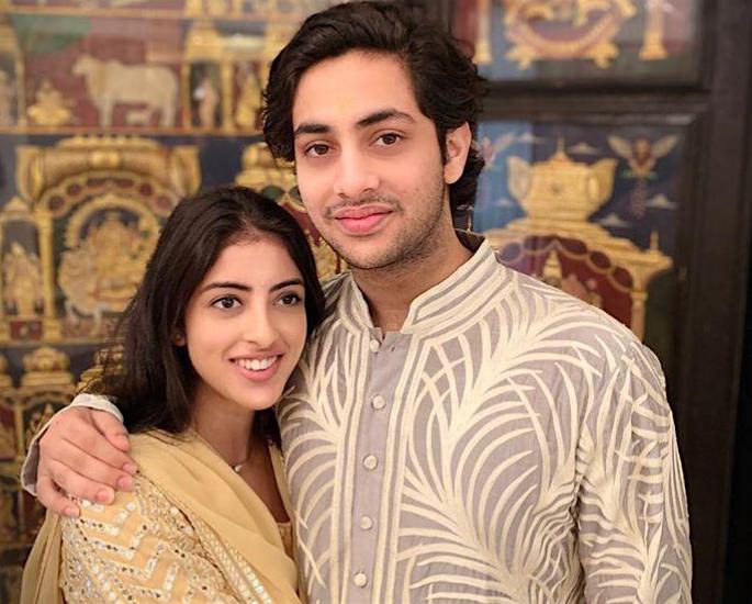 बॉलीवुड डेब्यू करने के लिए अमिताभ बच्चन के पोते अगस्त्य नंदा? - एक माँ की संताने
