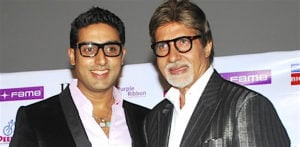 Amitabh Bachchan and Abhishek Bachcan test positive for Covid-19 f