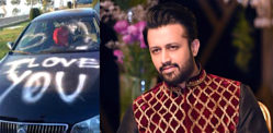 Atif Aslam reveals his Craziest Fan Moment