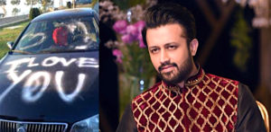 Atif Aslam reveals Craziest fan moment f