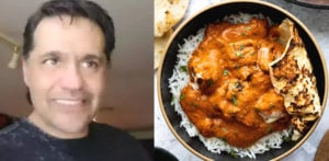 Australian-Indian Man drives 30km for Butter Chicken f