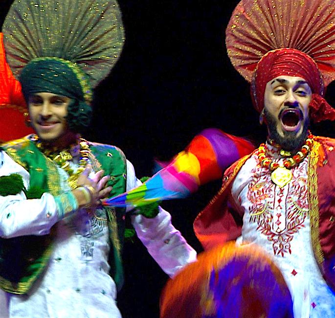 BBC's Bhangra or Bust reveals Battle of Bhangra Dancers - dancer3