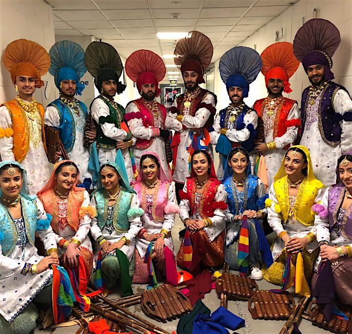 BBC's Bhangra or Bust reveals Battle of Bhangra Dancers - dancers2