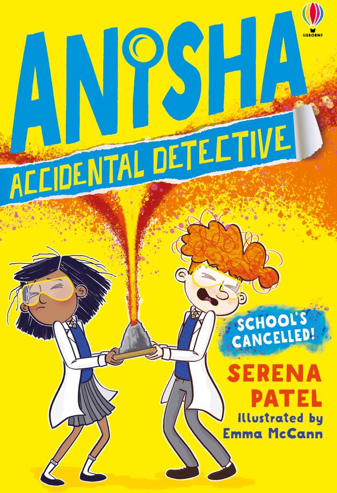British Asian author Serena Patel talks Children's Books - anisha2