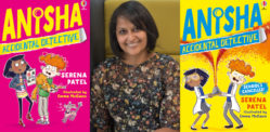 British Asian author Serena Patel talks Children's Books