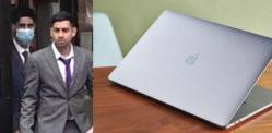 Cousins stole £20k Apple Laptops through DHL Job
