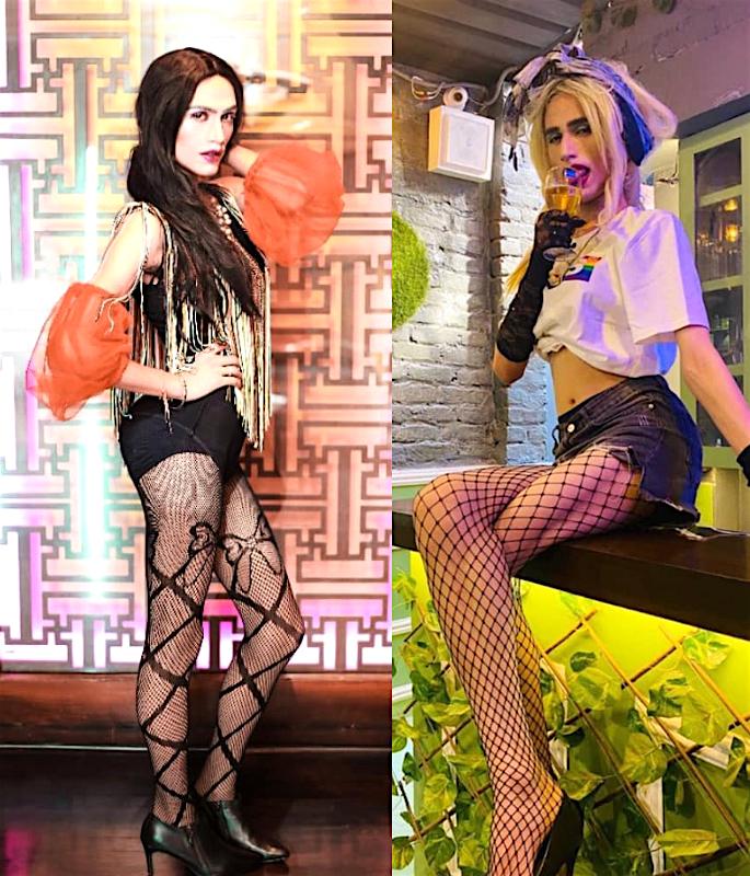 Desi Drag Queens you must Follow on Instagram - shabnum