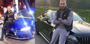 Drug Driver posed with Luxury Cars days after killing Man f