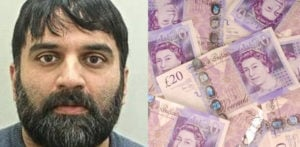 Fraudster who stole Couple's life savings told to pay back £300k f