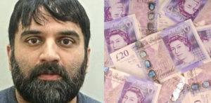 કપલની જીવન બચતની ચોરી કરનાર કપટકર્તાને £ 300k એફ પાછા આપવાનું કહ્યું