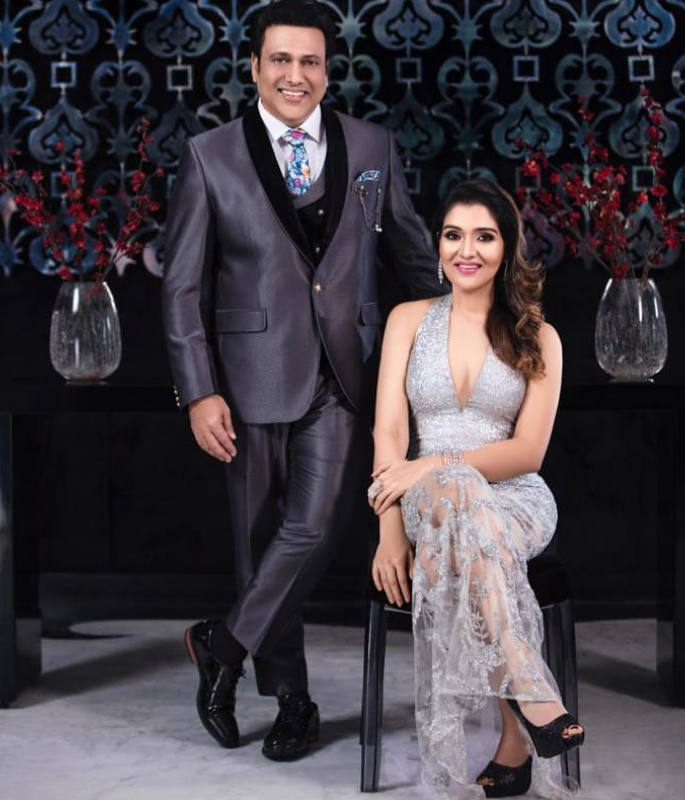 Govinda talks about Nepotism and Camps in Bollywood - daughter