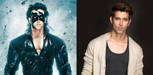 Hrithik Roshan to play a Quadruple Role in Krrish 4? f