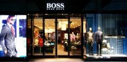Hugo Boss partners with Pakistani Firm