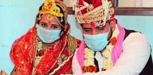 Indian Mother was to Sell House for Daughter's Wedding f