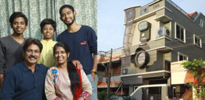 Indian Photographer builds Camera-shaped House f