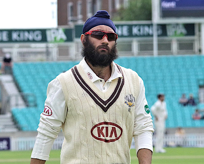 Is Amar Virdi on Verge of Test Cricket Debut? - IA 1.5